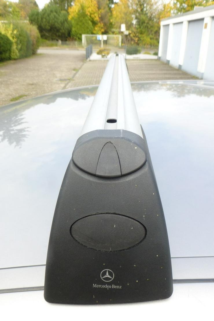 Bild 2: Original Mercedes Dachträger