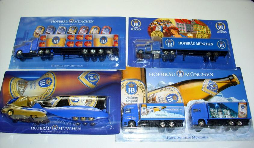 Hofbräuhaus-München Trucks - Spielwaren - Bild 1