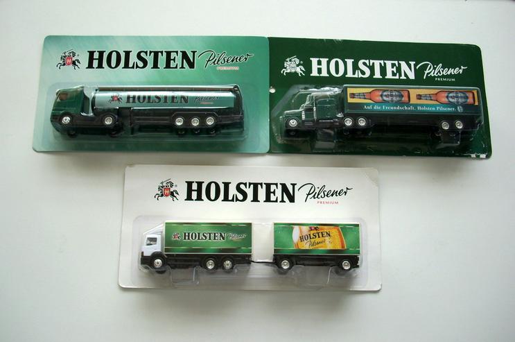 Holsten Pilsener Trucks