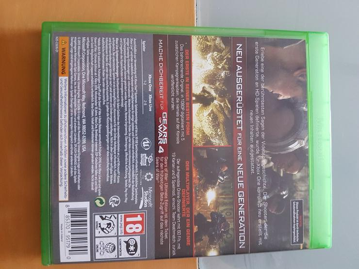 Bild 2: Gears Of War Ultimate Edition