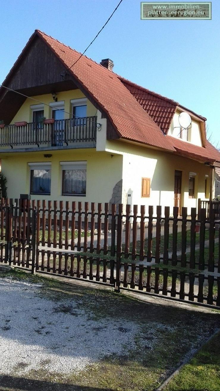 Haus Ungarn Balatonr. Grdst.: 2.521m2 N20/52 - Bild 1