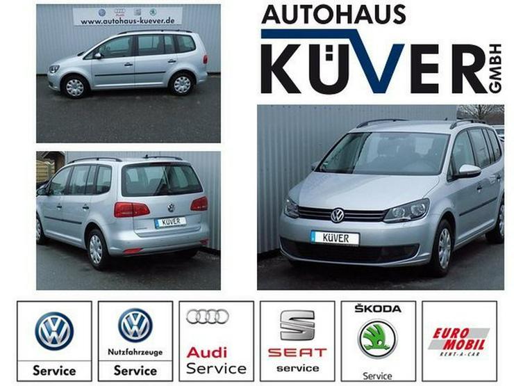 VW Touran 1,4 TSI Navi Sitzheizung Klimaautomatik - Touran - Bild 1