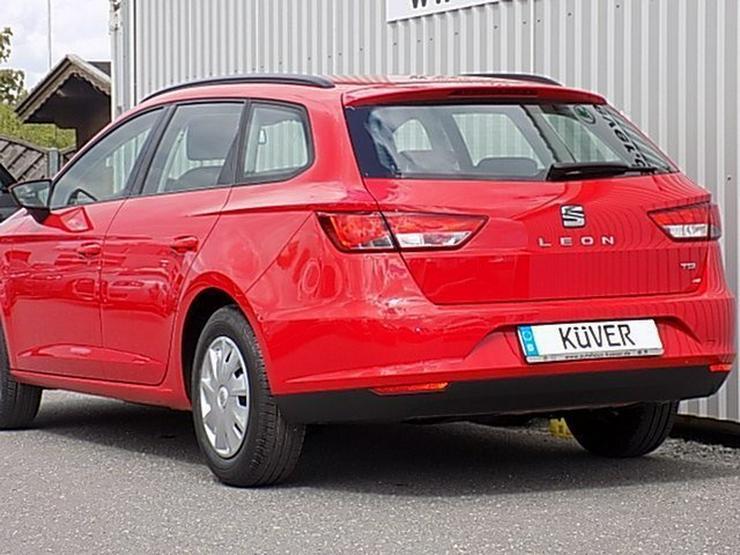 Bild 4: SEAT Leon ST 1,2 TSI Klima Sitzheizung