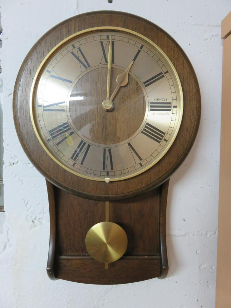 Kienzle uhr in Holz mit schlagwerk - Uhren - Bild 1