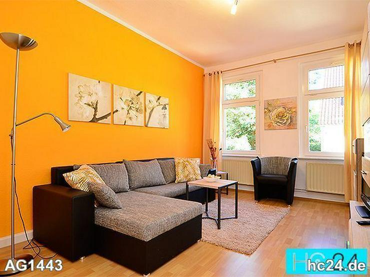* Zeitwohnen in Leipzig + freundlich möblierte Wohnung + ruhige Lage in LINDENAU