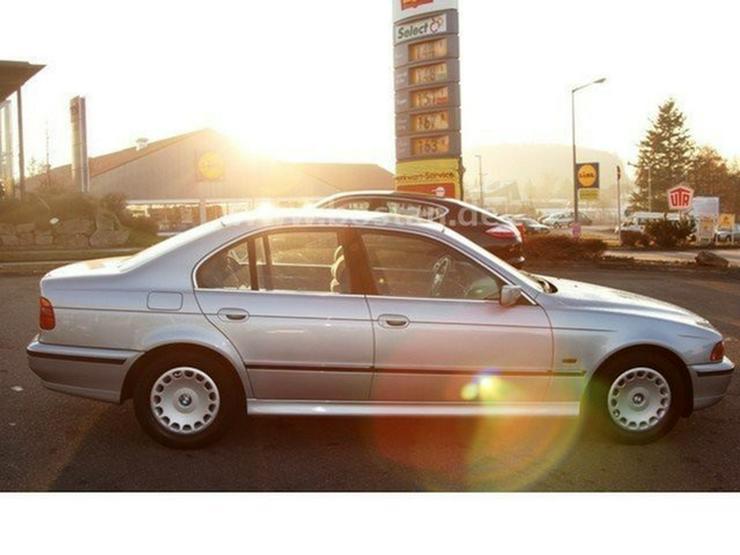 Bild 5: BMW 520i Klimaautomatik 33 TKM - DEUTSCHES FZG