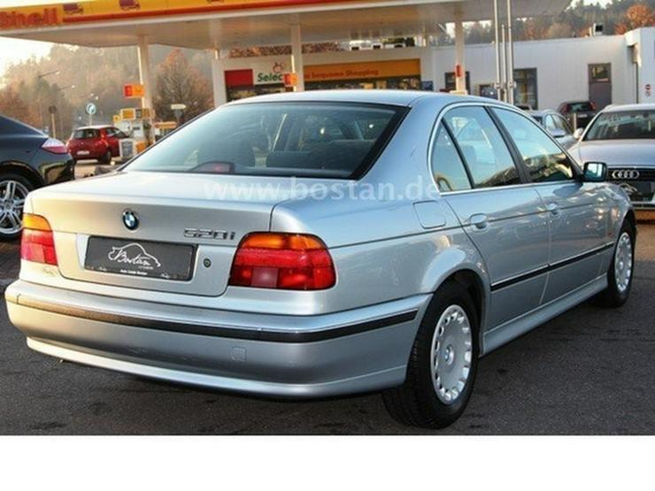 Bild 4: BMW 520i Klimaautomatik 33 TKM - DEUTSCHES FZG