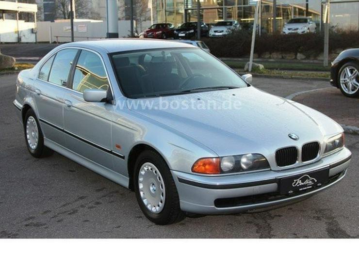 Bild 6: BMW 520i Klimaautomatik 33 TKM - DEUTSCHES FZG