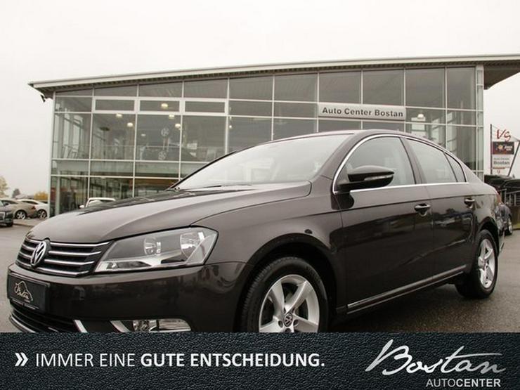 VW Passat 1.6 TDI LIMO-KLIMA-PDC-SCHECKHEFT-89 T KM