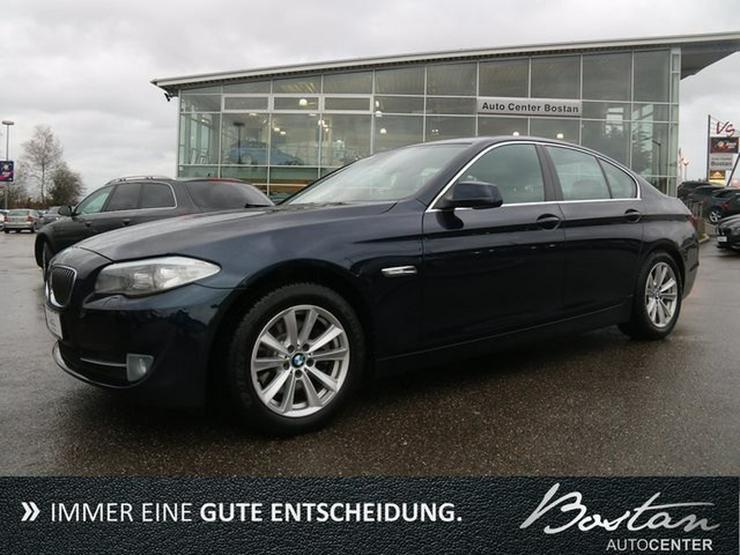 BMW 520 d-AUT-NAVI-XENON-HEAD-UP-DEUTSCHES FAHRZEUG