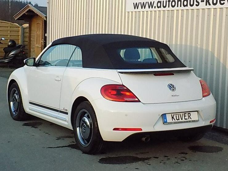 Bild 7: VW Beetle Cabrio 1,2 TSI DSG Cup Sitzheizung PDC