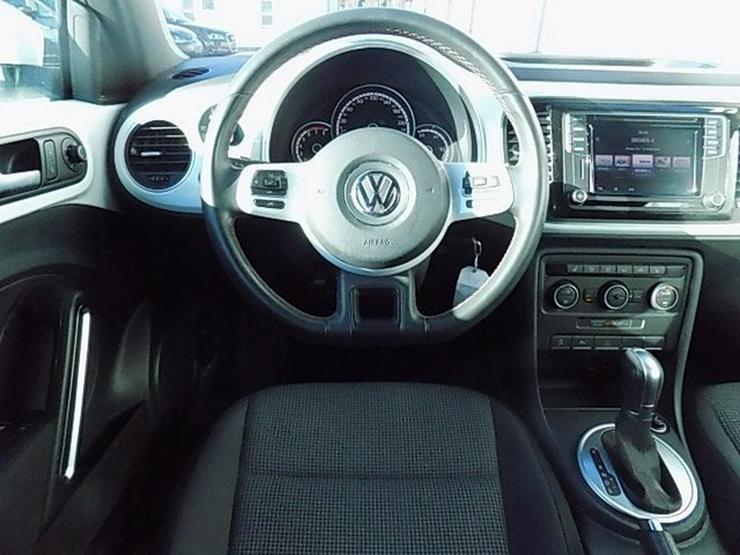 Bild 13: VW Beetle Cabrio 1,2 TSI DSG Cup Sitzheizung PDC