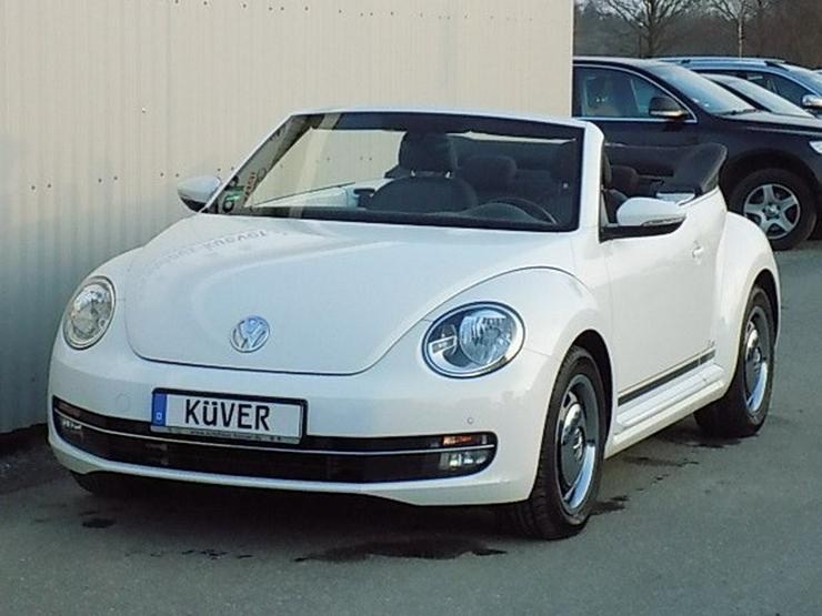 Bild 3: VW Beetle Cabrio 1,2 TSI DSG Cup Sitzheizung PDC