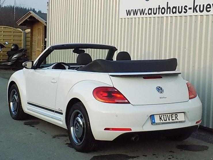Bild 4: VW Beetle Cabrio 1,2 TSI DSG Cup Sitzheizung PDC