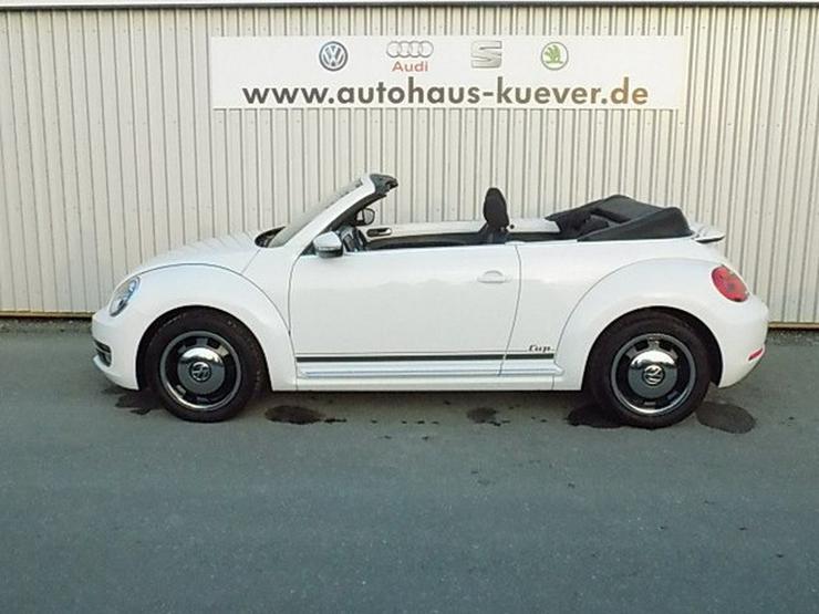 Bild 2: VW Beetle Cabrio 1,2 TSI DSG Cup Sitzheizung PDC