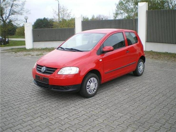 VW Fox 1.2 KLIMA-SERVO-ZV - Bild 1