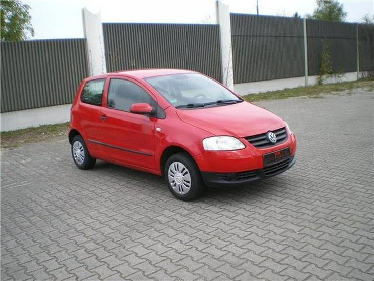 Bild 2: VW Fox 1.2 KLIMA-SERVO-ZV