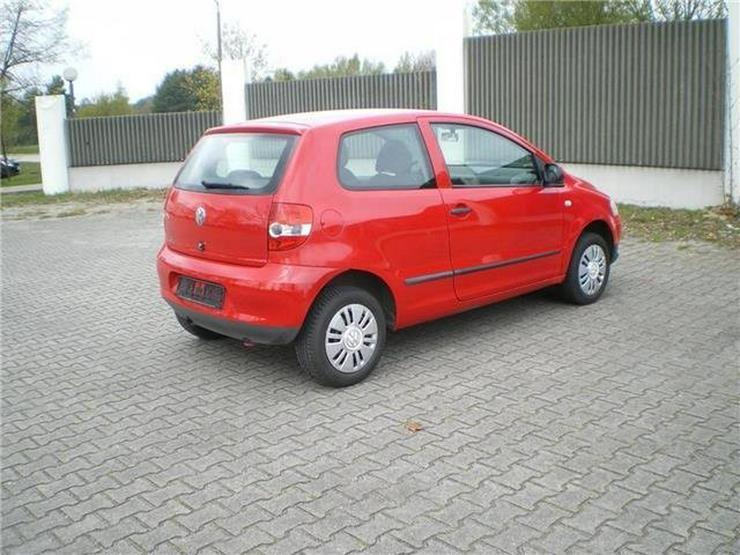 Bild 6: VW Fox 1.2 KLIMA-SERVO-ZV