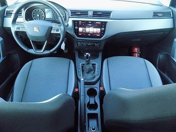 Bild 6: SEAT Ibiza 1,0 TSI Style Navi Einparkhilfe SHZ Alu16''