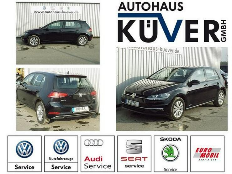 VW Golf VII 1,6 TDI Comfortline Navi ACC-210 Alu16'' - Golf - Bild 1