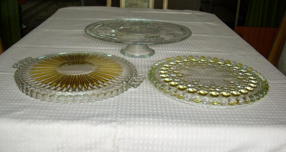 Glastortenplatten