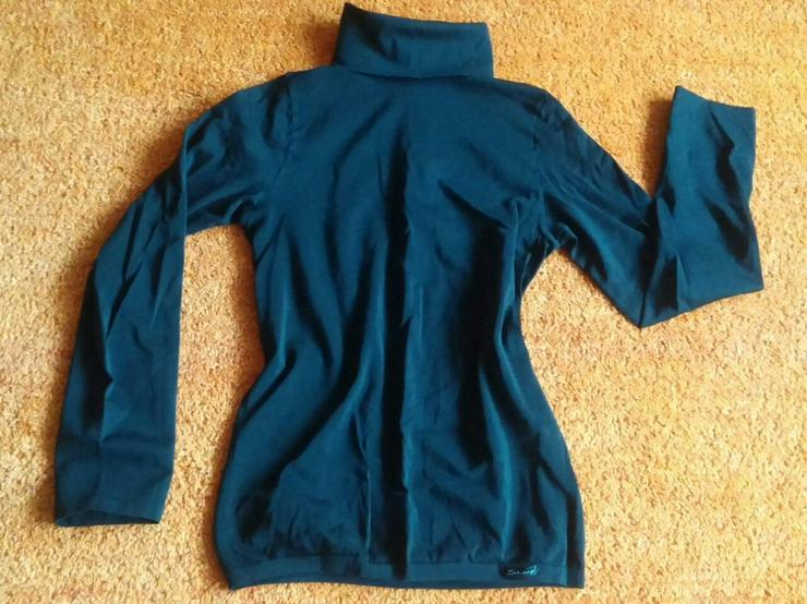 Damen Pullover feiner Stretch Roll Kragen Gr.XS - Größen 32-34 / XS - Bild 1