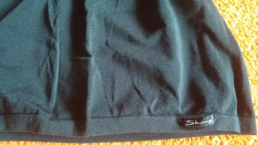 Bild 2: Damen Pullover feiner Stretch Roll Kragen Gr.XS