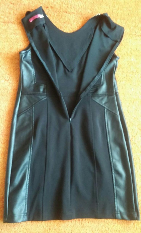 Bild 5: Damen Kleid extravagante Silber PerlenGr.3(38)