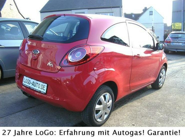 Bild 3: FORD Ka Champions Edition LPG Autogas=59 Cent tanken