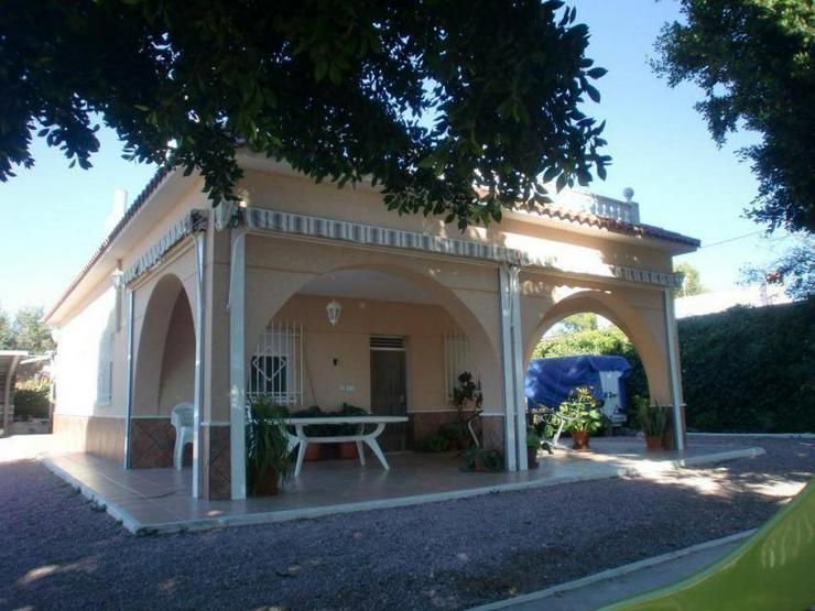Typisch spanisches Landhaus
