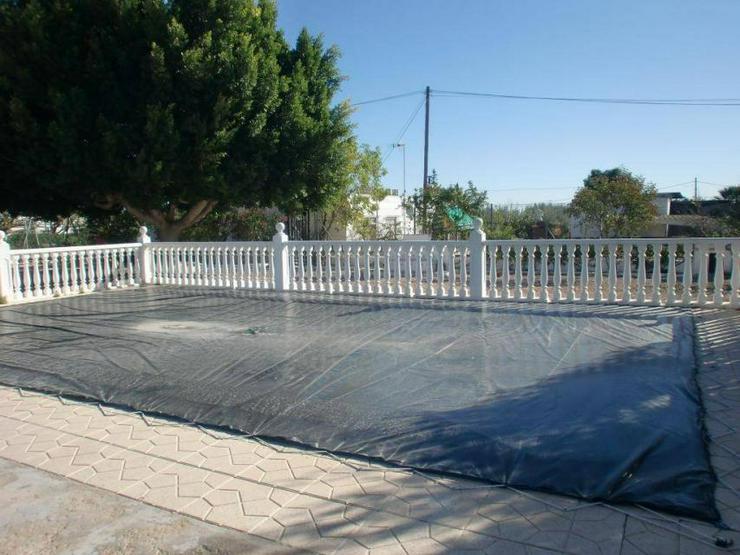 Bild 3: Typisch spanisches Landhaus