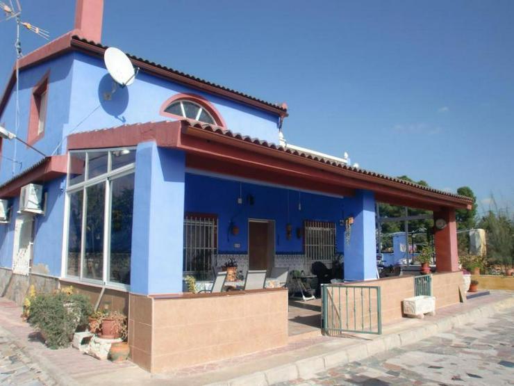 Haus in 03640 - Albatera