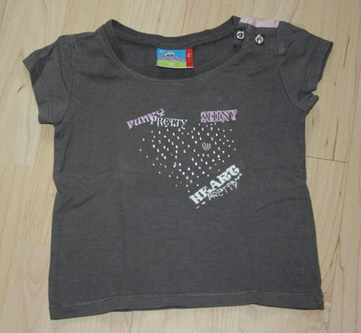 Topolino Mädchen T-Shirt Baby Kurzarmshirt 80