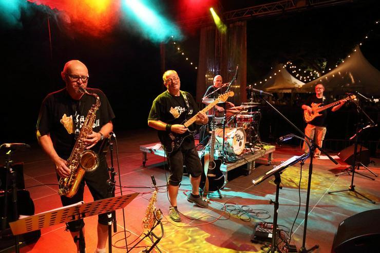 Jubiläum / Geburtstag feiern - Live Band frei!