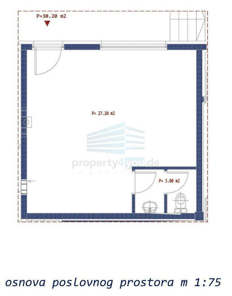 Gewerbeobjekt zu Verkaufen - Neubau in Banja Luka - Gewerbeimmobilie kaufen - Bild 1