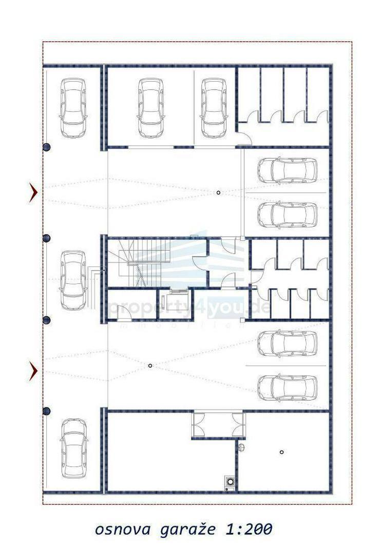 Garagenstellplätze zu Verkaufen - Neubau in Banja Luka
