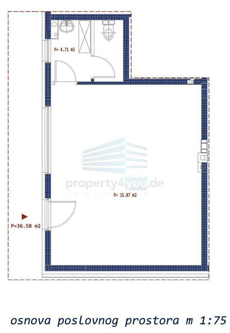Bild 5: Gewerbeobjekt zu Verkaufen - Neubau in Banja Luka