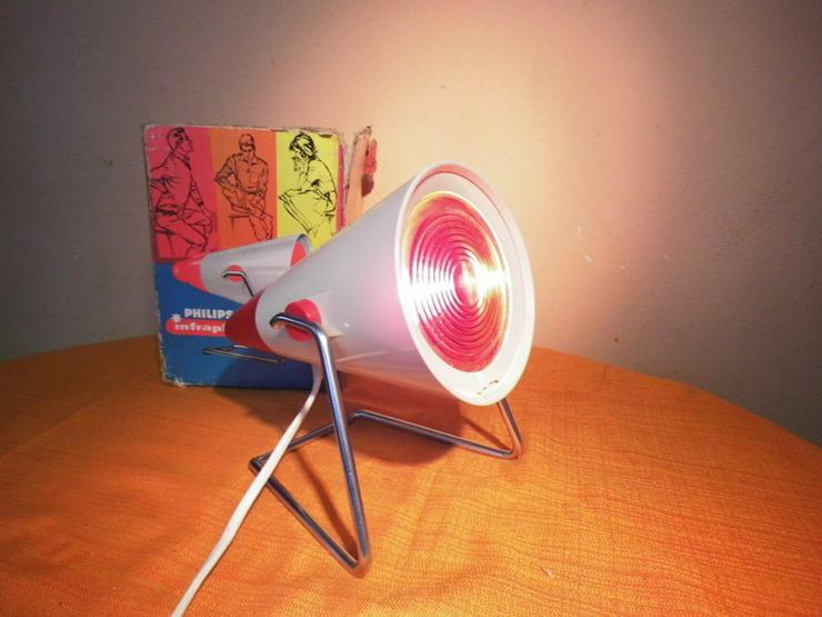 Infrarotlampe / Rotlichtlampe Philips infraphi