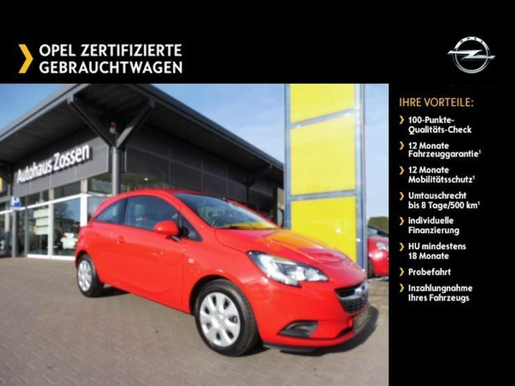 OPEL Corsa 'Edition' 1.4 3-trg. Parkpilot Sitz-/Lenkradheizung
