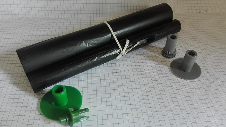 Druckfolie kompatibel DF02 Telekom T-Com T-Fax 309 309P,140Seiten - Faxgeräte - Bild 1