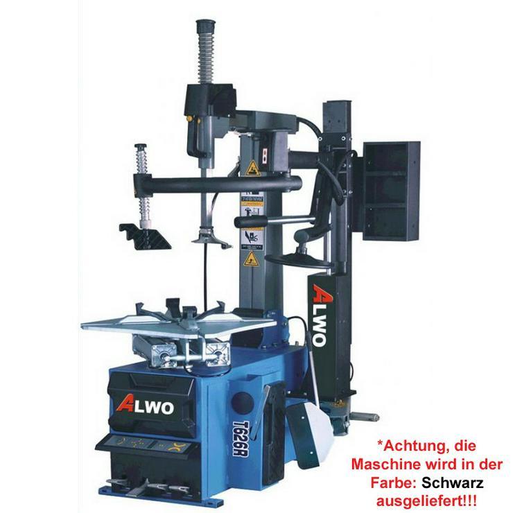 Alwo Montiermaschine T626R Hilfsarm AUTOMATIK