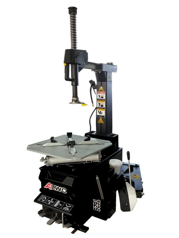 Alwo Montagemaschine T626 AUTOMATIK 26 Zoll