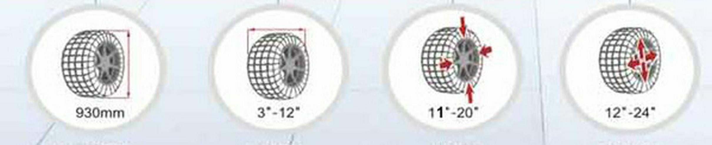 Bild 4: Montiermaschine T624ITRS AIR SHOCK AUTOMATIK