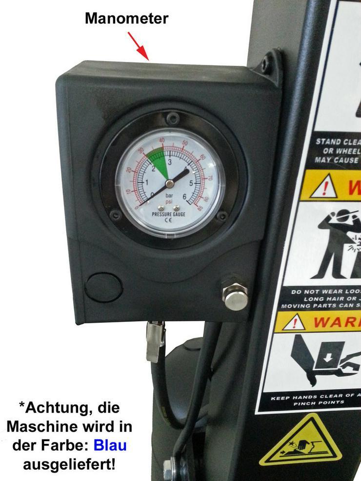 Bild 3: Montiermaschine T624ITRS AIR SHOCK AUTOMATIK