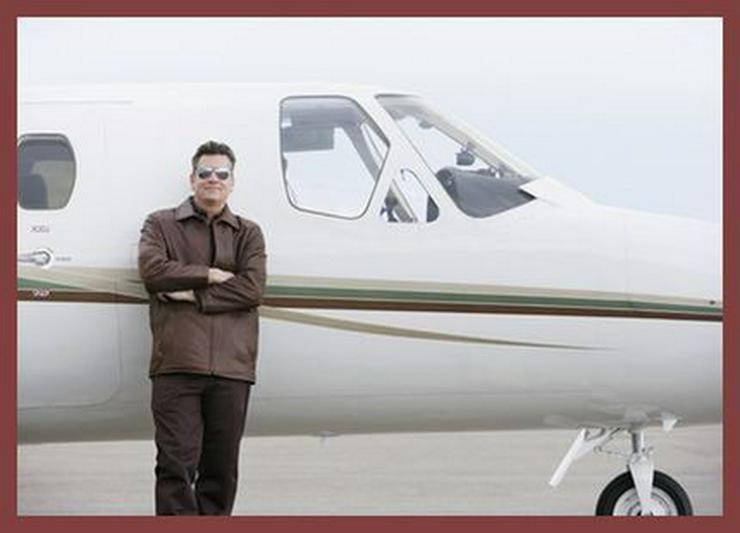 Welche Frau fliegt mit mir?