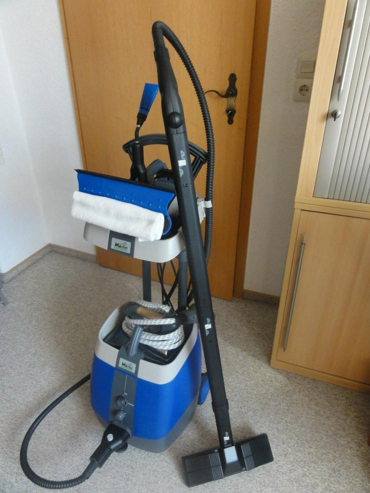 Dampfdruckreiniger Merlin Premium