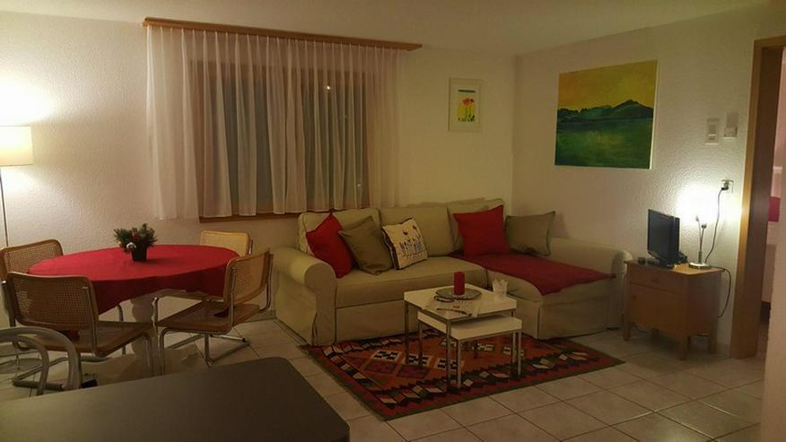GOLF A, helle 2.5-Zimmerwohnung an ruhiger Lage