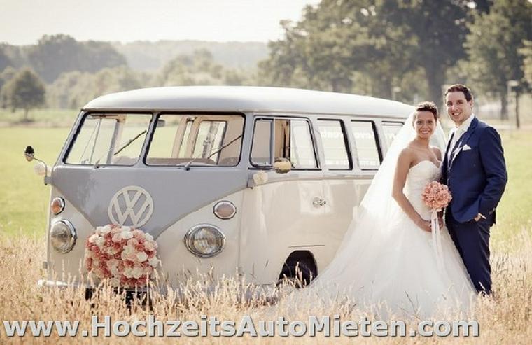 Bild 5: ! Oldtimer VW bus Mieten VW T1 Bulli Hochzeit !