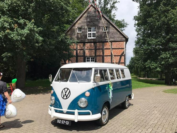 Oldtimer VW bus Mieten VW T1 Bulli Hochzeit ! in Münster Altenroxel ...