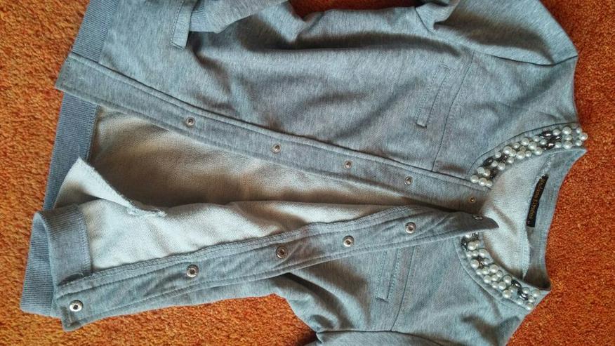 Bild 4: NEU Damen Jacke Perlen Glitzer edel Des Gr.M